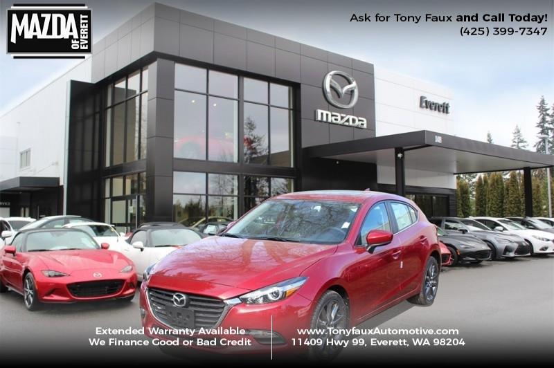 Mazda Mazda3 2018 price $19,980