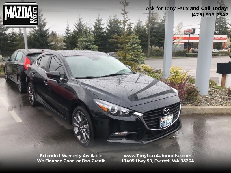 Mazda Mazda3 2018 price $19,999