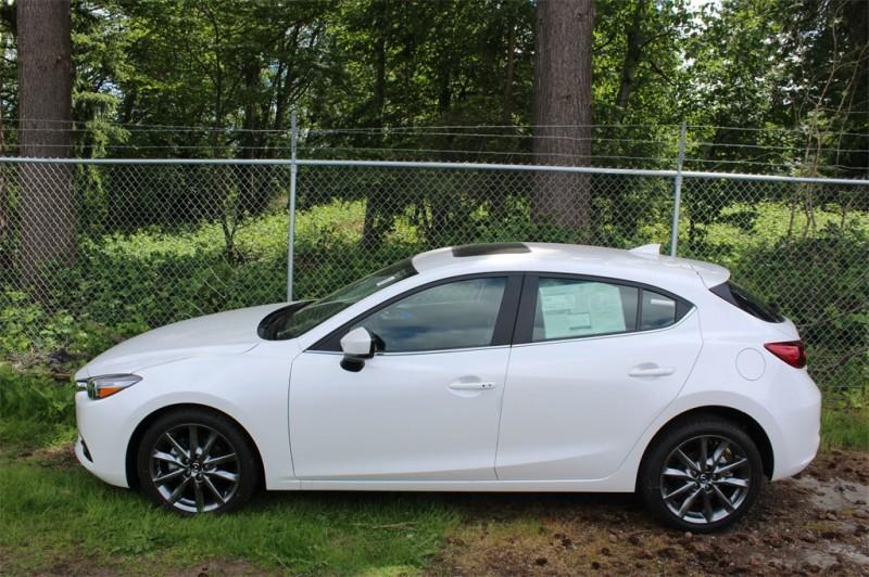 Mazda Mazda3 2018 price $21,155
