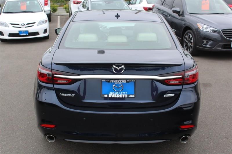 Mazda Mazda6 2018 price $32,208