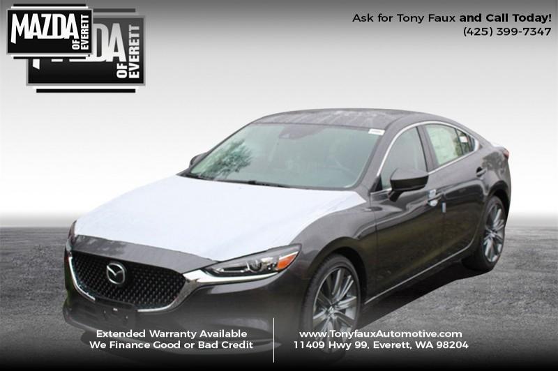 Mazda Mazda6 2018 price $27,585