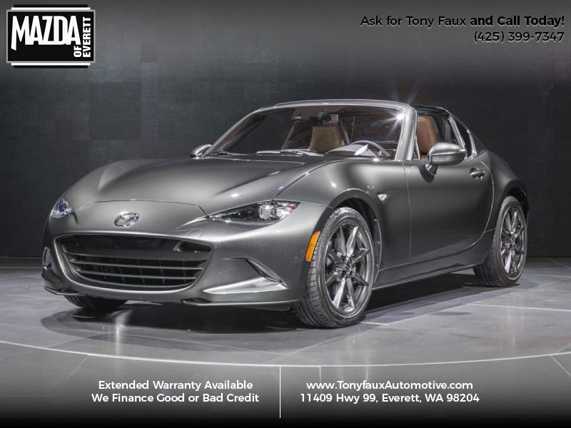 Mazda Miata RF 2019 price $33,925