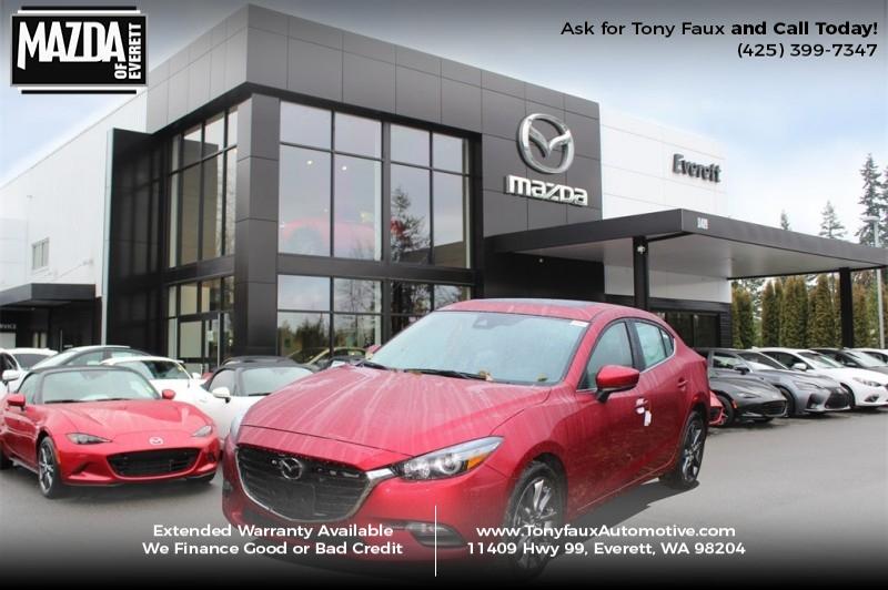 Mazda Mazda3 2018 price $19,963