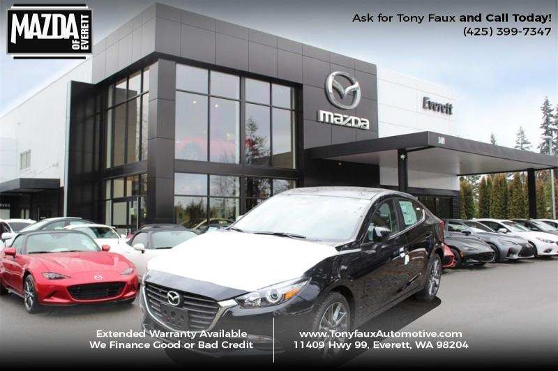 Mazda Mazda3 2018 price $18,701