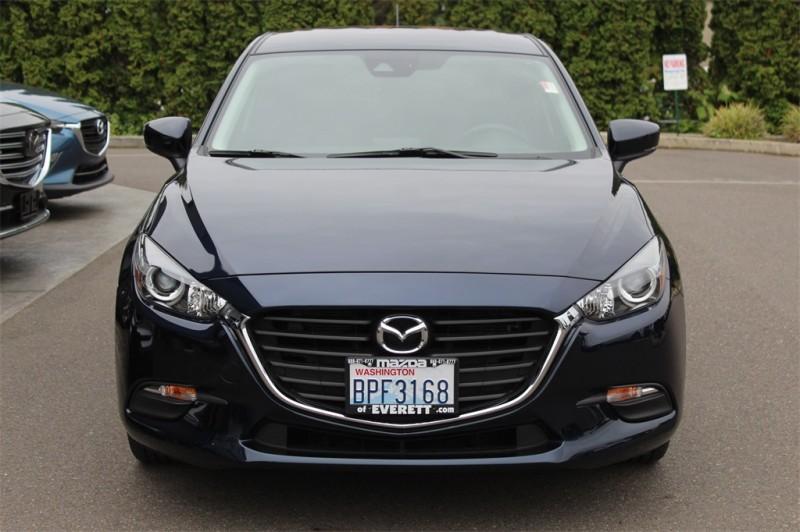 Mazda Mazda3 2018 price $21,999
