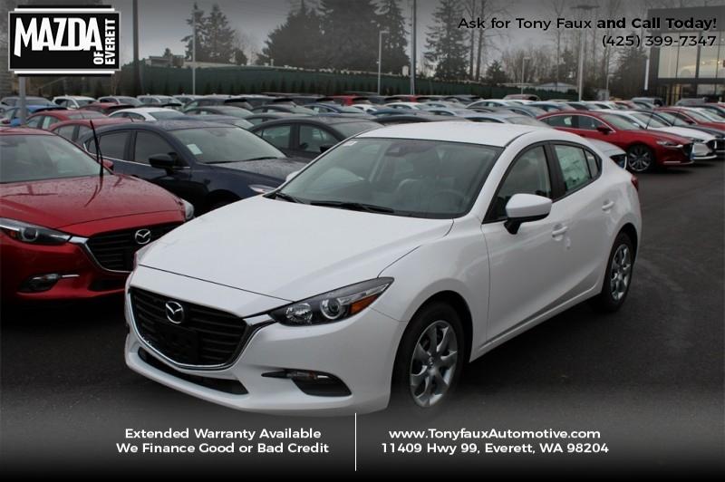 Mazda Mazda3 2018 price $18,740