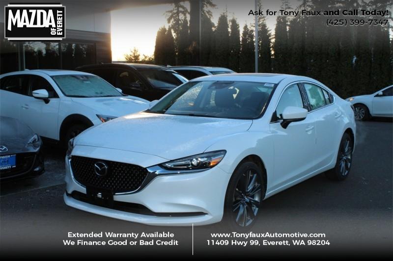 Mazda Mazda6 2018 price $24,795