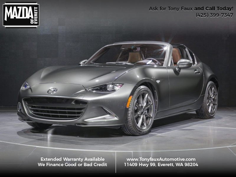 Mazda Miata RF 2019 price Call for Pricing.