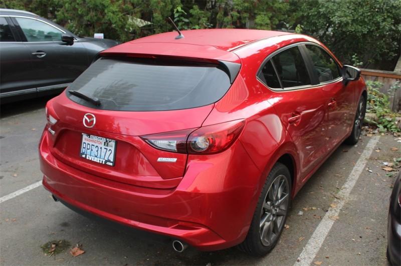 Mazda Mazda3 2018 price $19,585