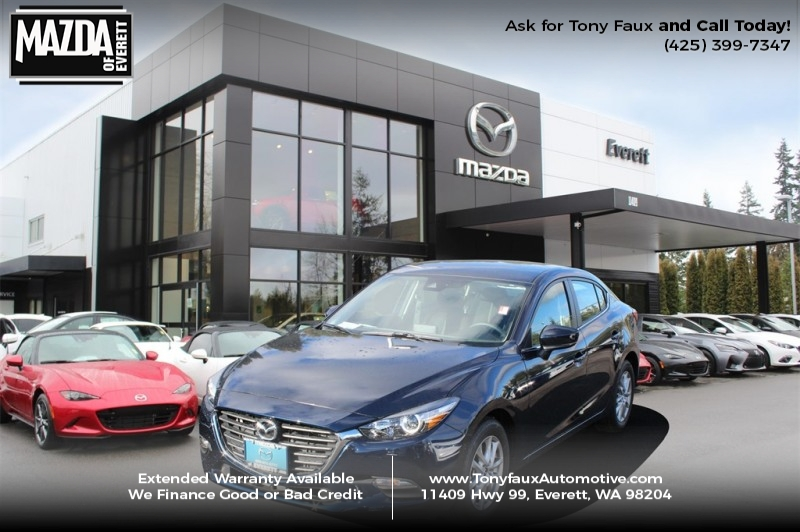 Mazda Mazda3 2018 price $19,040