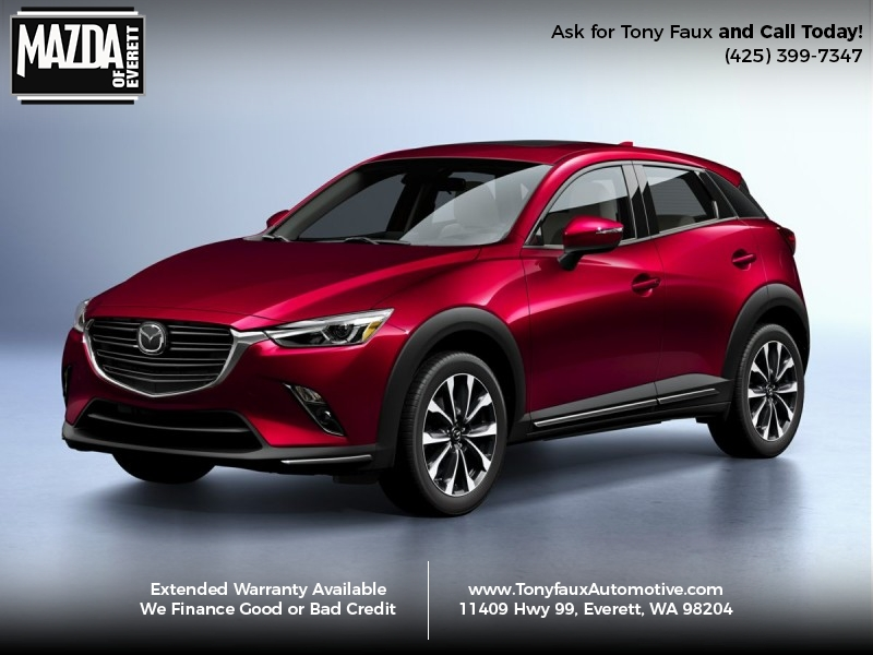 Mazda CX-3 2019 price $26,125