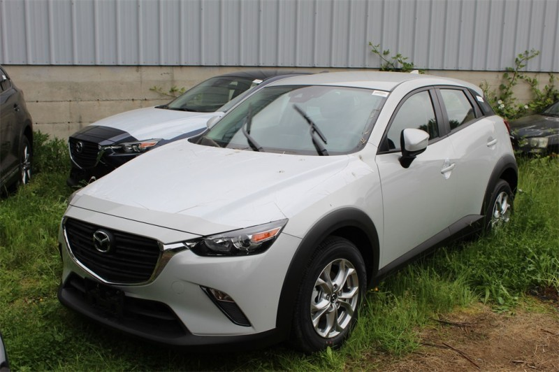 Mazda CX-3 2019 price $19,304