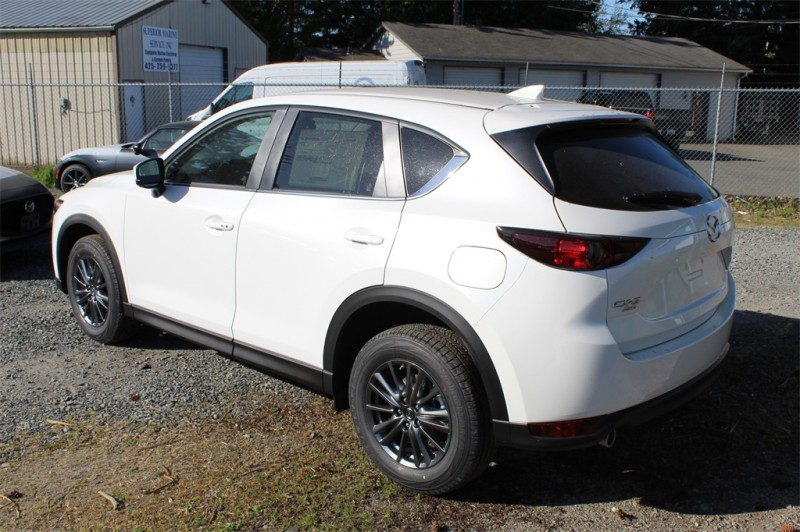Mazda CX-5 2019 price $29,585