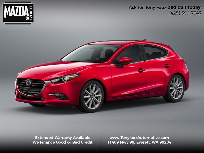 Mazda Mazda3 2018 price $19,420