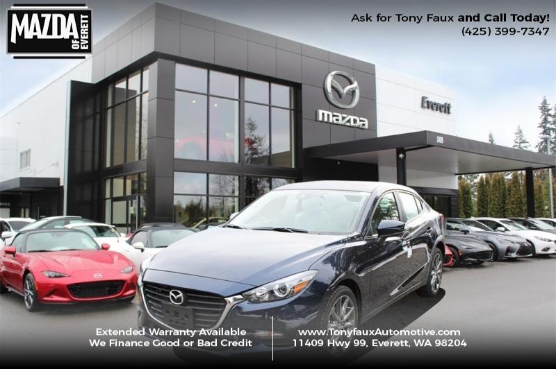 Mazda Mazda3 2018 price $18,415