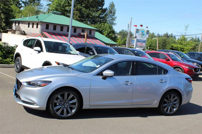 Mazda Mazda6 2018 price $25,716