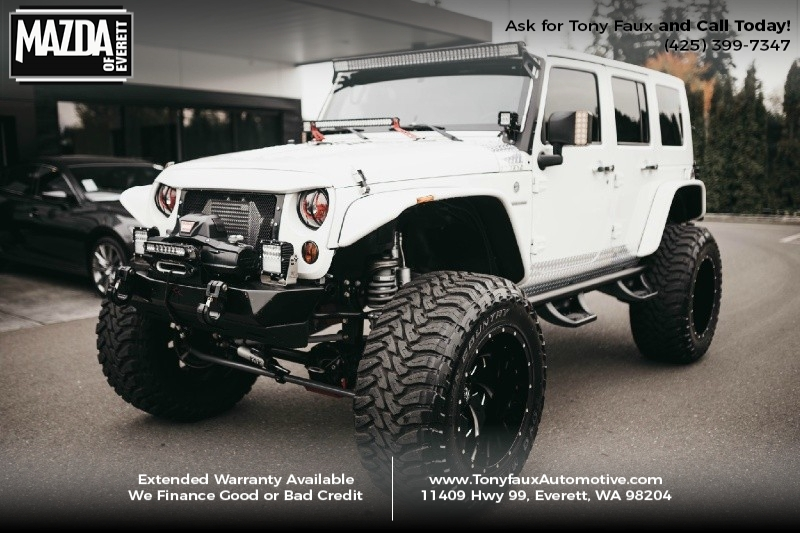Jeep Wrangler Unlimited 2010 price $38,500