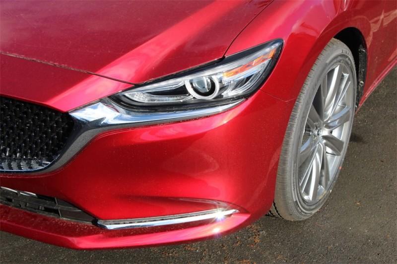 Mazda Mazda6 2018 price $28,587
