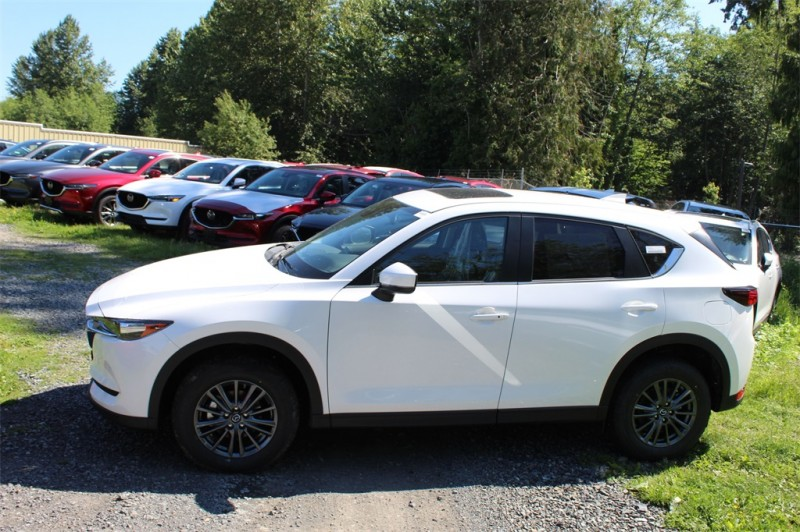 Mazda CX-5 2019 price $30,635