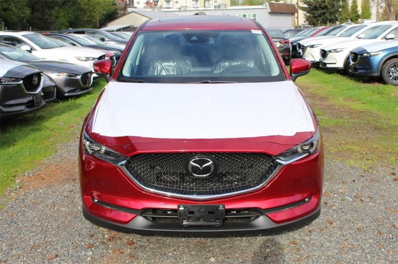 Mazda CX-5 2019 price $33,710