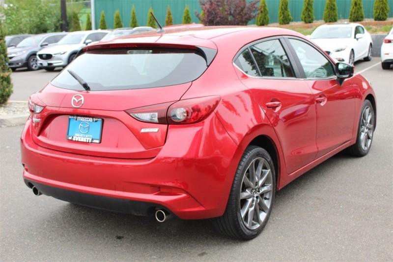 Mazda Mazda3 2018 price $16,424