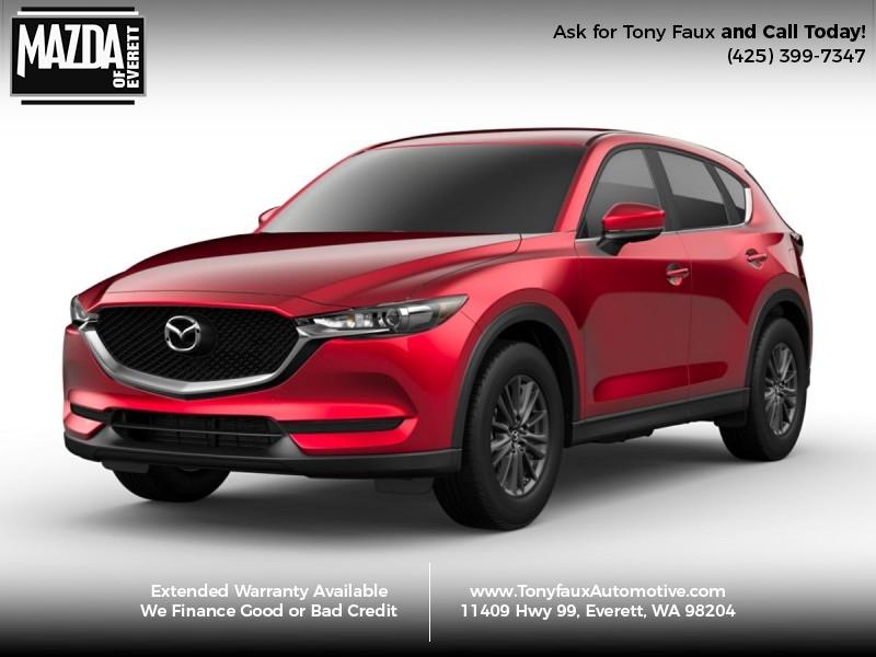 Mazda CX-5 2019 price $25,798