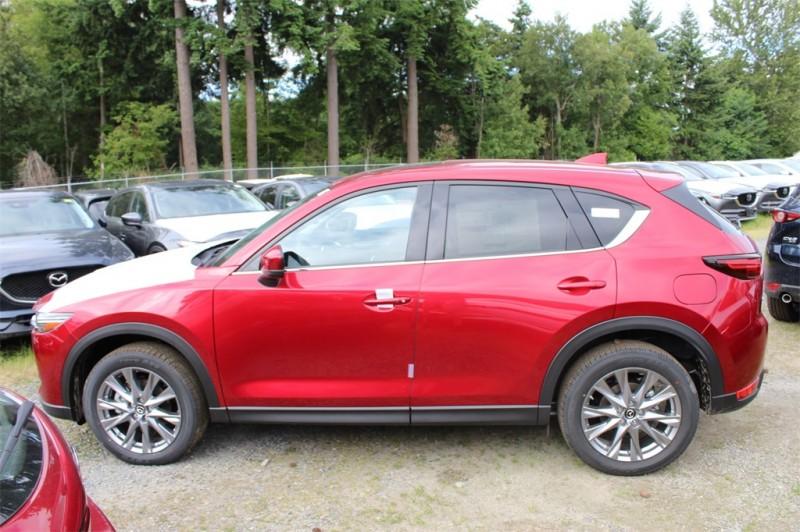 Mazda CX-5 2019 price $34,588