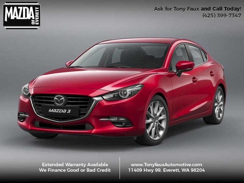 Mazda Mazda3 2018 price $19,645