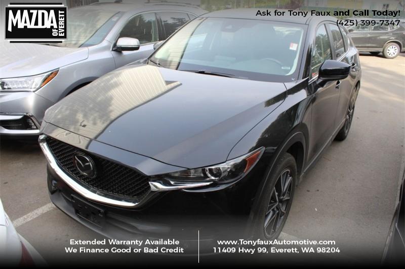 Mazda CX-5 2018 price $23,899