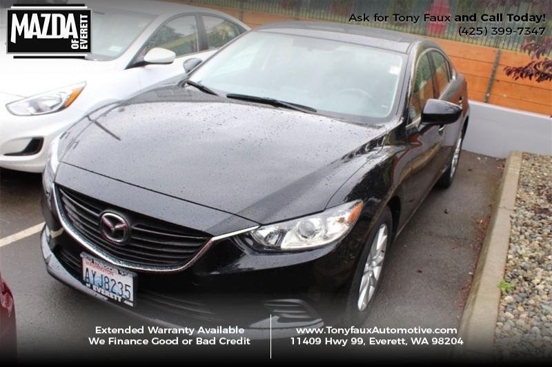 Mazda Mazda6 2016 price $16,888