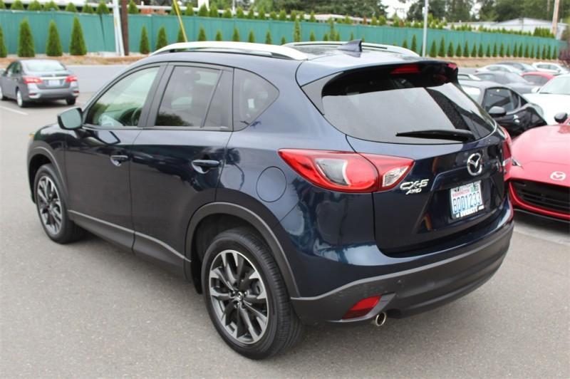 Mazda CX-5 2016 price $23,744