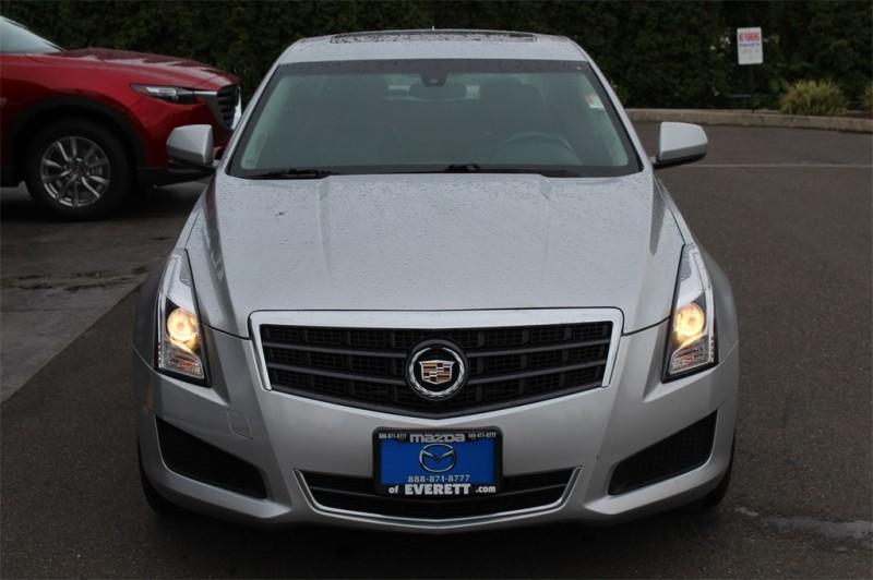 Cadillac ATS 2013 price $12,499