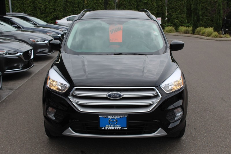 Ford Escape 2018 price $19,411