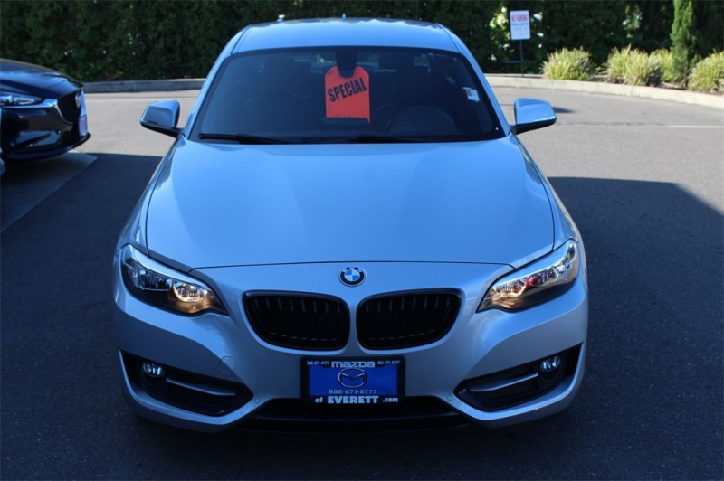 BMW 2 Series 2017 price $26,999