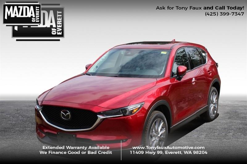 Mazda CX-5 2019 price $30,797