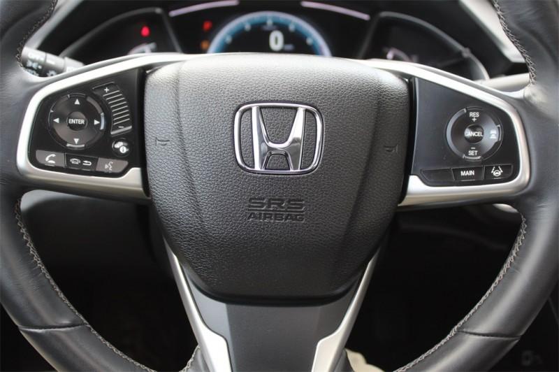 Honda Civic 2017 price $22,488