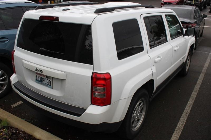 Jeep Patriot 2016 price $13,688