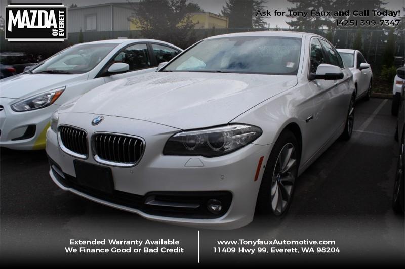 BMW 5 Series 2016 price $25,288