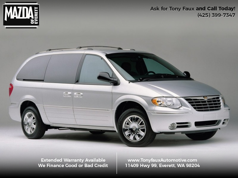 Chrysler Town & Country 2006 price Call for Pricing.