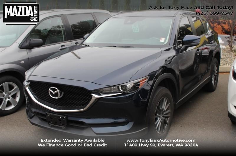 Mazda CX-5 2017 price $23,999