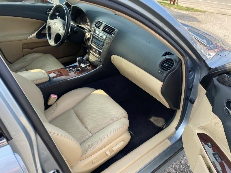 Lexus IS 250 2008 price $2,200 Down