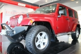 Jeep Wrangler Unlimited Rubicon Loaded! 2012
