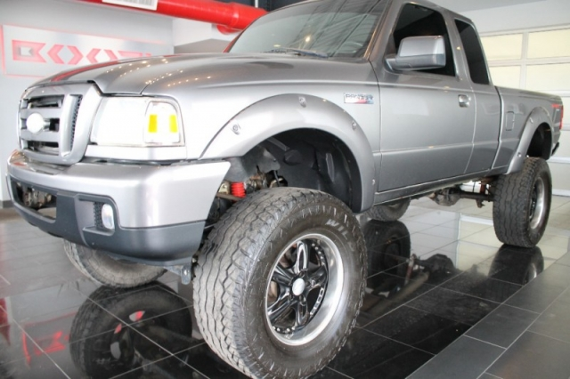2006 Ford Ranger Sport 4WD Lifted!