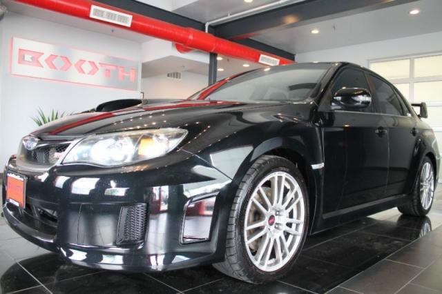 2011 Subaru Impreza Sedan WRX STi Navigation