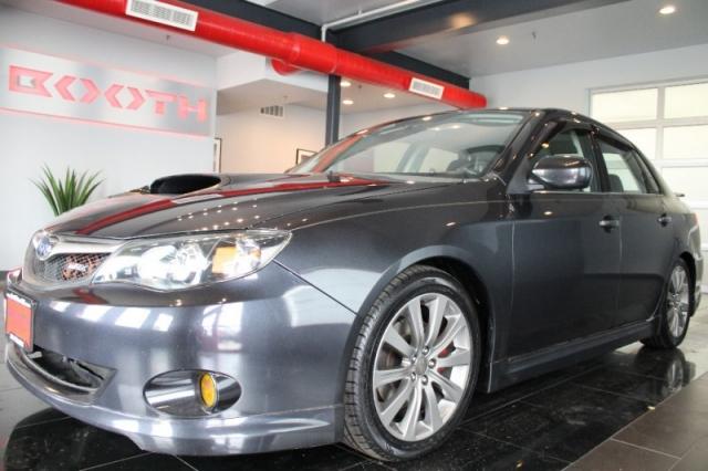 2009 Subaru Impreza Sedan WRX