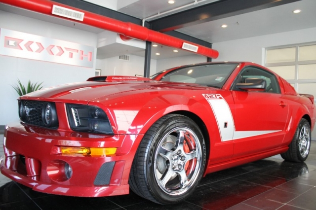 2008 Ford Mustang Roush Stage 3!