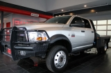 RAM 4500 Crew Cab Flat Bed Diesel 2012