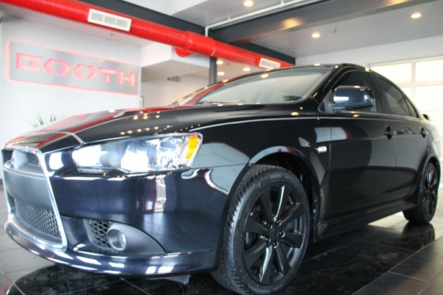2013 Mitsubishi Lancer Ralliart AWD Turbo