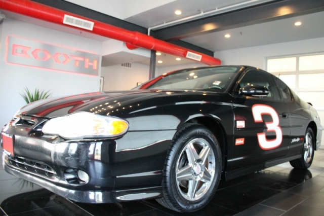 2004 Chevrolet Monte Carlo SS Supercharged Intimidator