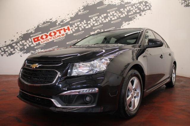 2016 Chevrolet Cruze LT RS